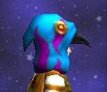 Hat Birdcaller's Mask Female