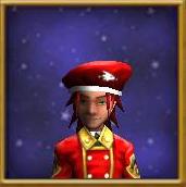 Hat Commander's Beret Male
