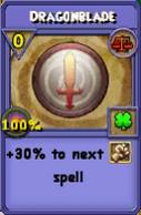 Dragonblade Item Card