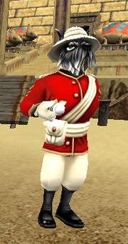 Sergeant Major Talbot