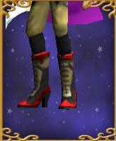 Boots MB Mugsy's Genteel Slippers Female