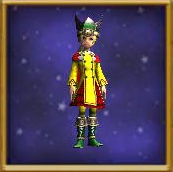 Robe Sleuth Outfit Female