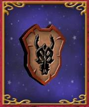 Dragonskull Plaque