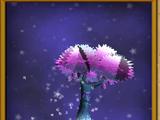 Μοβ Χιονιστή Μηλιά