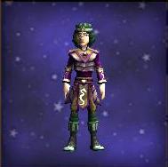 Robe DS Drape of Symmetry Male