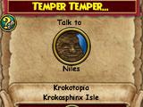 Temper Temper...