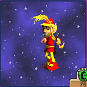 Fire Elf Transformation