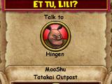 Et Tu, Lili?