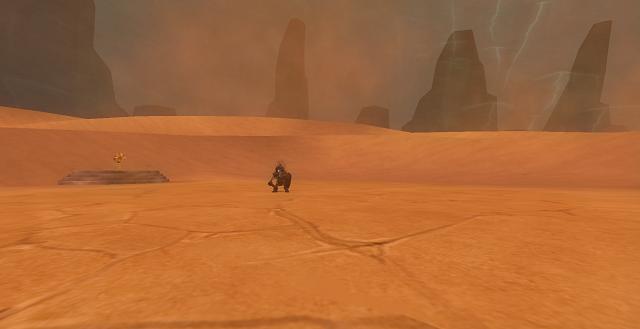 Ανατολική Άμμος Χρόνου