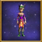 Robe Technicolor Dreamcoat Female