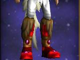 Footwear of the Flame