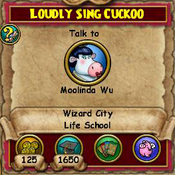 Quest loudlysingcuckoo 02