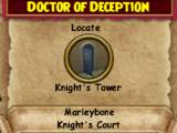 Doctor of Deception
