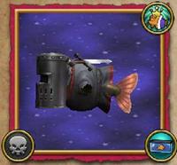 Μαύρο Ψάρι Ιππότης