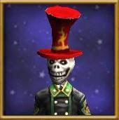Hat WC Hallowe'en Hat