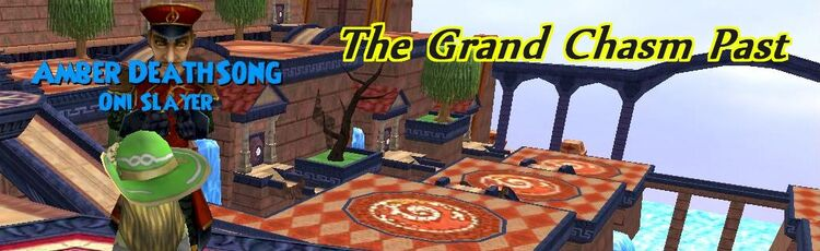 The Grand Chasm Past Header