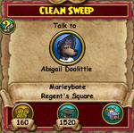 MB Q Clean Sweep (Marleybone) 3
