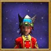 Hat Cowl of the Valorous Male