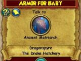 Armor for Baby