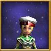 Hat Captain's Cap Female