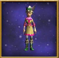 Robe Robe of the Bastion Female
