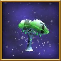 Πράσινη Χιονιστή Μηλιά