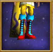 Boots Jester's Slippers Female