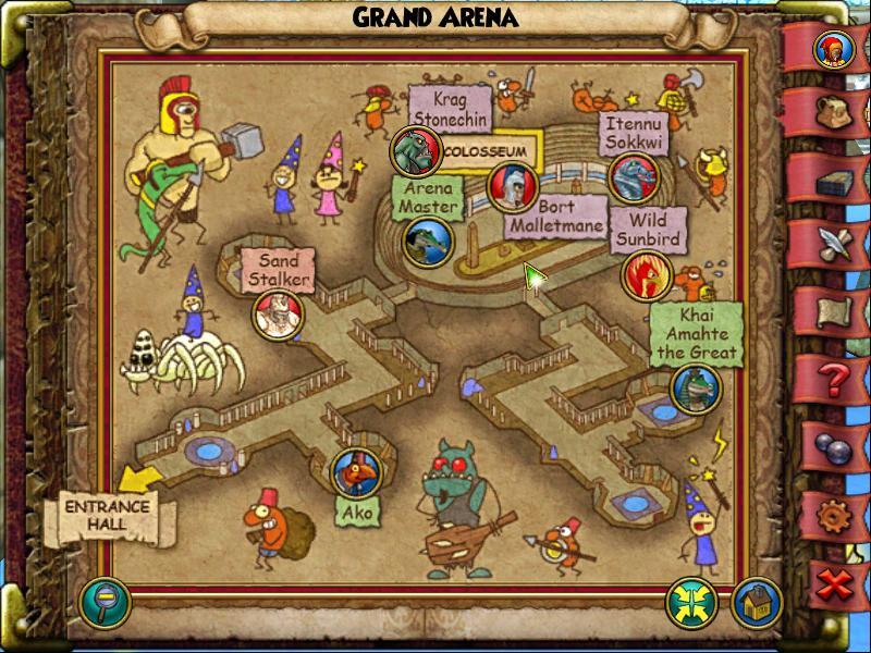 Grand Arena | Wizard 101 Wiki | FANDOM powered by Wikia