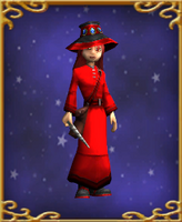 Robe Vestment of Essence Female