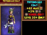 Tritonscale Coat