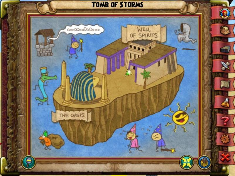 Tomb of Storms