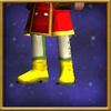 Boots Pilferer's Shoes Male