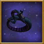 Coiled Ring of the Serpent