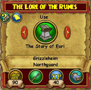The Lore of the Runes