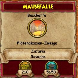 Nebenquest:Mausefalle | Wizard101-Freak Wikia | FANDOM