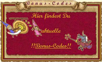 Bonus-Codes