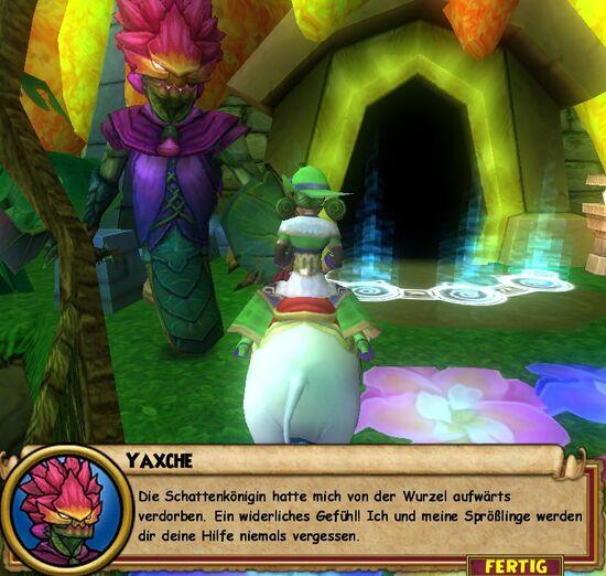 Hauptquest:Verwelkt   Wizard101-Freak Wikia   FANDOM powered