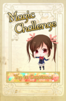 Magic challenge preview