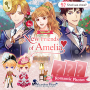 New friends of amelia - ea