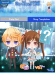For you i will - story completion rewards