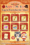 Apple of my eye 4 login bonus