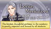 Loran merkulova profile