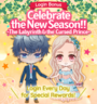 Special login bonus 5 - celebrate the new season