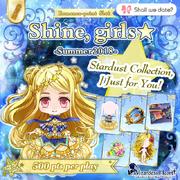 Shine girls summer 2018 - ea