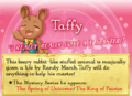Taffy profile