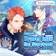 Travel into the storybook - event announcement