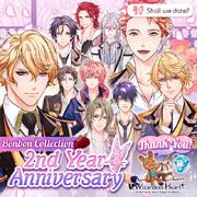 Wizardess heart 2016 anniversary
