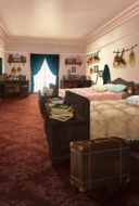 Girls dormitor