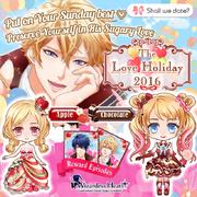 Love holiday - 2016
