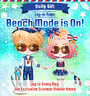 Special login bonus 2 - beach mode is on